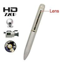 Buy cheap spy camera pen 720 x 480 Mini Spy Camera Pen Video Audio Recorder  micro camera pen from wholesalers