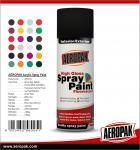 Buy cheap AEROPAK China Wholesale 400ml High Quality Acrylic Spray Paint from wholesalers