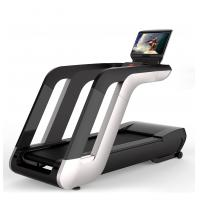 Buy cheap Newest Fitness Equipment Luxury Commercial treadmill,AC motor treadmill with3HP-7HP from wholesalers