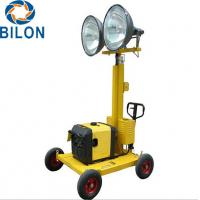 Buy cheap 4X400W Diesel Generator Light Tower Industrial Portable Outdoor Light Tower from wholesalers