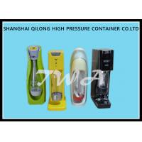 Buy cheap Lightweight Soda Making Machine , Home Soda Maker 0.6L Aluminum Gas Cylinders from wholesalers