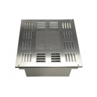 Buy cheap Customized Ceiling Air Outlet Filter Box Diffuser With HEPA Filter Box product