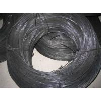Buy cheap Black Mild Steel Wire Rod SAE 1006 1008 1010  ( PACKAGE IN COILS) Diameter 5.5mm 6mm 7.5mm from wholesalers