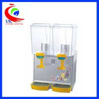 Buy cheap 220v Automatic Commercial Cold Drink Dispenser With Double Tanks from wholesalers
