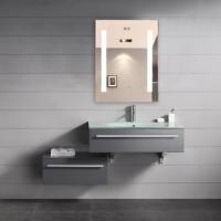 Buy cheap Professional Makeup Led Bathroom Cabinet With Shaver Socket For Medicine Or Vanity from wholesalers