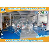 Buy cheap 1.8m Dia Inflatable Walk On Water Ball / Inflatable Human Hamster Ball from wholesalers