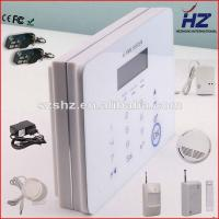 Buy cheap Chinese/English/German/French available PSTN home alarm gsm wireless from wholesalers