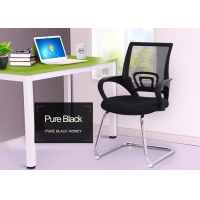 Buy cheap Supportive Fabric Substantial Upholstered Office Desk Chair from wholesalers