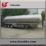 Buy cheap Oil tanker trailer fuel tanker semi trailer from wholesalers