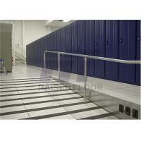 Buy cheap Conductive Removable Access Raised Flooring Anti - Slip Raised Floor Ramp from wholesalers