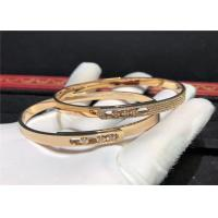 Buy cheap Magnificent Messika Jewelry , 18K Rose Gold Messika Move Bracelet product