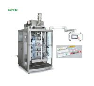 Buy cheap Powder Automatic Sachet Packaging Machine , Sachet Packaging Equipment BF680 product