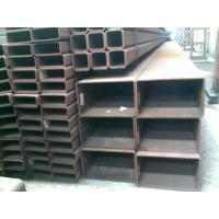 Buy cheap Rectangular Hollow Section Structure Pipe, Square Hollow Sections, Black Square Welded Tubes from wholesalers
