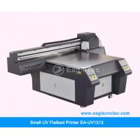 Buy cheap Small Size 1300x1300mm UV Flatbed Printer for Acrylic, Metal, Wood Printing from wholesalers