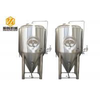 Buy cheap 1000L fermentation tank beer brewing equipment microbrewery equipment from wholesalers