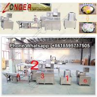 Buy cheap Automatic Thai Prawn Cracker Making Machine|Shrimp Chips Production Line from wholesalers