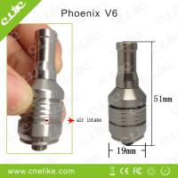 Buy cheap Mechincal mod electronic cigarette phoenix V 6 rebuildable atomizer Smoke Dry herb from wholesalers