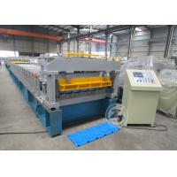 Buy cheap 1200mm Alumoinium Coil Metal Roofing Roll Forming Machine Popular In Nigeria Market from wholesalers