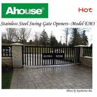 Buy cheap Automatic swing gate operator , Ahouse from wholesalers