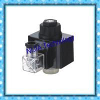 Buy cheap YukenSolenoid Coil for Hydraulic Solenoid Directional Control Valve DSG-02-2B2L-LW-DC12V from wholesalers