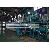 Buy cheap Chicken Farm Egg Box Making Machine , Egg Carton Machine Big Capacity from wholesalers