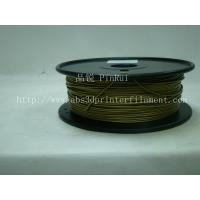 Buy cheap Bronze 3D Printer Metal Filament Polished 1.75 Mm 3D Printer Filament product