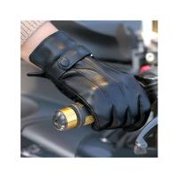 Buy cheap fashion cheap leather men sheepskin leather gloves with Touch screen technology from wholesalers