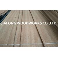 Buy cheap Natural Sliced Quarter Cut  Bubinga Wood Veneer Sheet For Plywood from wholesalers