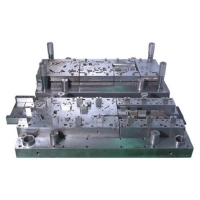 Buy cheap Low Volume Brushless Dc Electric Motor Laminated Metal Stamping Mould Dies from wholesalers