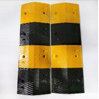 Buy cheap Speed Hump / Rubber Speed Bump / Deceleration Strip bumper pads from wholesalers