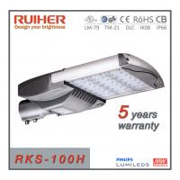 Buy cheap 12/24VDC,90-240VAC,210W 23100lm 5yrs warranty LED Street and Roadway Lights from wholesalers