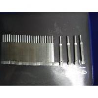 China All Types ejector pins injection molding and Sleeves Round Head Mold Inserts For Plastic Injection Molds on sale