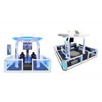 Buy cheap Professional Virtual Amusement Park , Popular VR Theme Park For Amusement from wholesalers