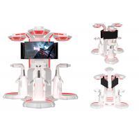 Buy cheap Double Players Htc Vive VR Flight Simulator , 9D Virtual Reality Walking Platform product
