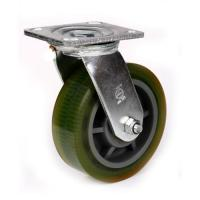 "Buy cheap 4"" heavy duty rubber wheel caster from wholesalers"