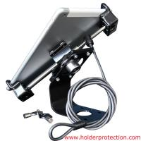 Buy cheap COMER Universal adjustable Security anti-theft display holder stand lock cable for tablet from wholesalers