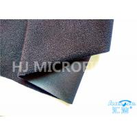Buy cheap Matt Black Strong Adhesive loop nylon fabric Cloth For Home Appliance from wholesalers
