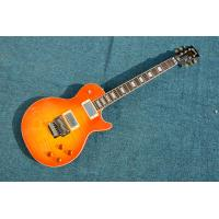 Buy cheap FLOYED ROSE cool LP free shopping custom-made electric guitar ebony fretboard mahogany body and neck from wholesalers