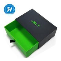 Buy cheap Slide Drawer Apparel Gift Boxes Bow Tie Kraft Paper Customized Logo from wholesalers
