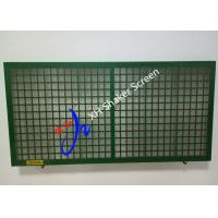 Buy cheap PT Steel Frame Swaco Mongoose Shaker Screen , Oil Vibrating Sieving Mesh from wholesalers