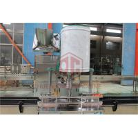 Buy cheap Semi Automatic Plastic Bottle Filling Machine With Solenoid Control from wholesalers