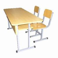 Buy cheap Double School Desk and Chair Set (MXZY-264) from wholesalers