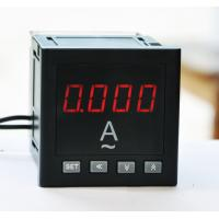 Buy cheap DC 220v Marine Digital Panel Ammeter 4-20ma Output Low Power Consumption from wholesalers