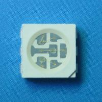 Buy cheap 0.5W 60mA 5050 Top View RGB SMD chip Leds diode with 3 chips 6 Pin from wholesalers