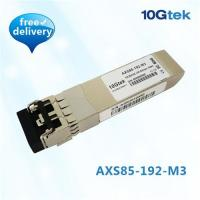 Buy cheap Cisco/Huawei/H3C/HP compatible SFP+ 10GBase-SR 850nm 300M (SFP-10G-SR) product