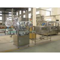 Buy cheap Low Noise Bottle Labeling Machine from wholesalers