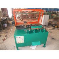 Buy cheap Durable Fencing Net Making Machine , Net Weaving Machine For Constructions Rebar Tie from wholesalers