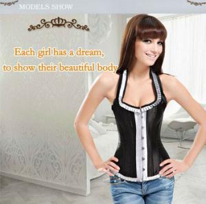 China Corset Adults Bodysuit Body Shaper Underwear Breathable , Plus Size on sale