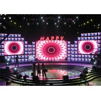 Buy cheap Rigging Structure Stage Background Led Screen Hire , Concert Led Wall Lightweight from wholesalers