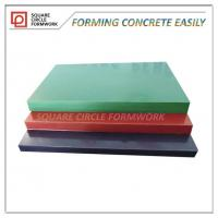 Buy cheap china reusable plastic formwork from wholesalers